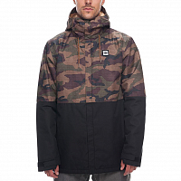 686 FOUNDATION INSL DARK CAMO COLORBLOCK