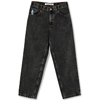 POLAR SKATE CO 93 Denim WASHED BLACK