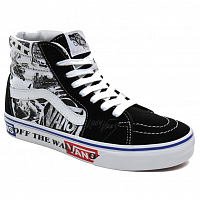 Vans UA SK8-HI (Lady Vans) black/true white
