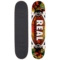 Real Skateboards CMPLT TROPIC OVALS II 7,3