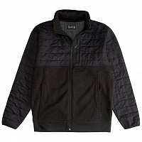 Billabong BOUNDARY ZIP BLACK