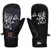 Quiksilver METHOD MITT M GLOV BLACK