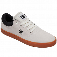 DC CRISIS M SHOE LIGHT GREY