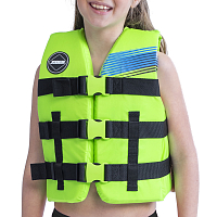Jobe NYLON VEST YOUTH LIME GREEN