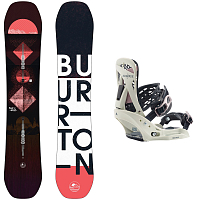 Burton W ALL-MOUNTAIN HALF PACKAGE 1 0