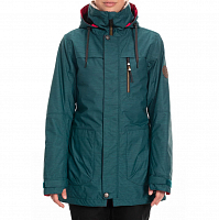 686 WMS SPIRIT INSULATED JACKET DEEP TEAL HEATHER