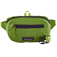 Patagonia ULTRALIGHT BLACK HOLE MINI HIP PACK PEPPERGRASS GREEN