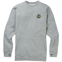 Analog AG ENCLAVE CREW GRAY HEATHER