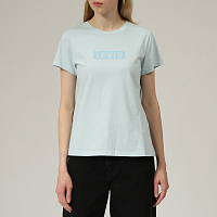 Levi's® THE PERFECT TEE BOX TAB BABY BLUE