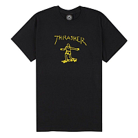 Thrasher GONZ-S/S BLACK