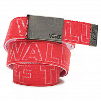 Vans LONG DEPSTER WEB BELT HIBISCUS