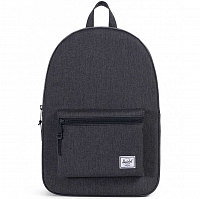 Herschel Settlement Black Crosshatch