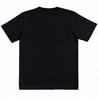 DC BLUE RAT SS BOY B TEES BLACK