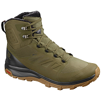 Salomon OUTBLAST TS CSWP Burnt Oliv/PHAN