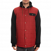 686 MNS BEDWIN INSULATED JACKET RUSTY RED