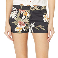 Volcom FROCHICKIE SHORT BLACK COMBO
