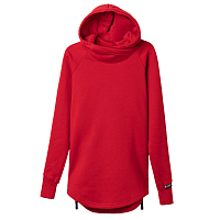 Majesty VELVET LADY HOODIE RED