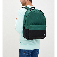 Vans OLD SKOOL PLUS II BACKPACK PINE NEEDLE/BLACK