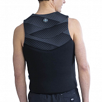 Jobe SEGMENTED VEST MEN GRAPHITE GREY