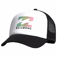 Billabong PODIUM TRUCKER BOY White