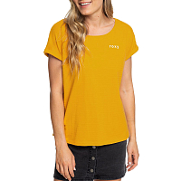 Roxy BLUE LAGOON D J TEES GOLDEN GLOW