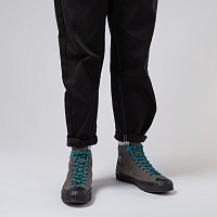 Converse CHUCK 70 BOSEY BOOT HI GREY/BLACK/RED