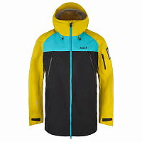Planks Yeti Hunter Shell Jacket MIDNIGHT TEAL