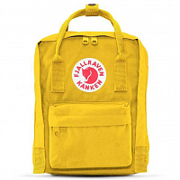 Fjallraven KANKEN MINI BRIGHT YELLOW