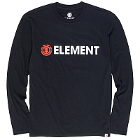 Element BLAZIN LS FLINT BLACK