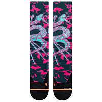 Stance NEEDLES SNOW PINK