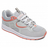 DC Kalis Lite J Shoe Grey/White