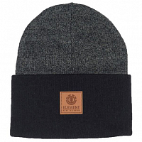 Element DUSK II BEANIE A GREY HEATHER