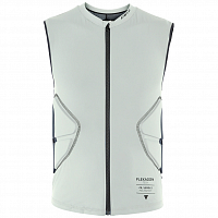 Dainese SCARABEO FLEXAGON WAISTCOAT PURITAN-GRAY/STRETCH-LIMO