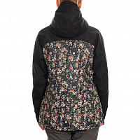 686 WMS ATHENA INSULATED JACKET BLACK SPECKLE COLORBLOCK