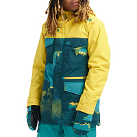 Burton M COVERT JK 92AIR/MAIZE