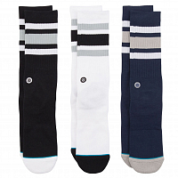 Stance UNCOMMON SOLIDS BOYD 3 PACK MULTI