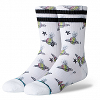 Stance PINEAPPLE PLANET KIDS White
