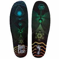 Remind Insoles CUSH BJORN LEINES ASSORTED