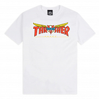 Thrasher VENTURE COLLAB S/S White