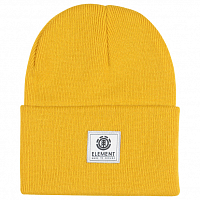 Element DUSK II BEANIE A MINERAL YELLOW