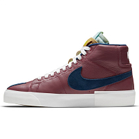 Nike SB ZOOM BLAZER MID EDGE L TEAM RED/NAVY-LIGHT DEW-SUMMIT WHITE