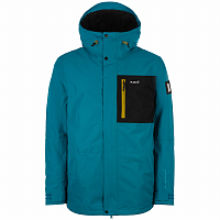 Planks Feel Good Insulated Jacket MIDNIGHT TEAL