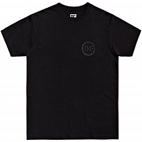 DC CHAINED UP TSS M TEES BLACK