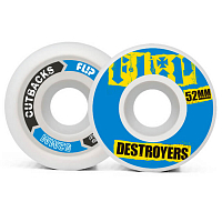 Flip CUTBACK WHEELS BLUE