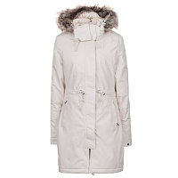 The North Face W ZANECK PARKA VINTAGE WHITE (11P)