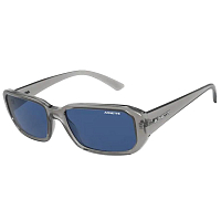 Arnette GRINGO SHINY TRANSPARENT GREY/DARK BLUE
