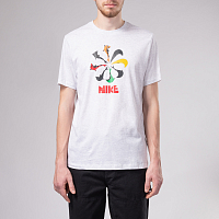 Nike M NK SB TEE ISO BIRCH HEATHER