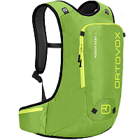 Ortovox POWDER RIDER 16 MACHA GREEN
