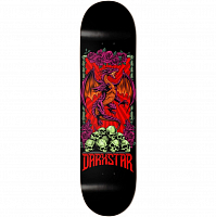 Darkstar LEVITATE HYBRID DECK BLACK