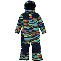 Burton TD Gore Striker OP SUMMIT STRIPE